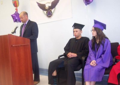 Independence Academy NRC Students Graduation