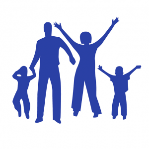 Icon of a family