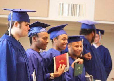 North River School Graduation